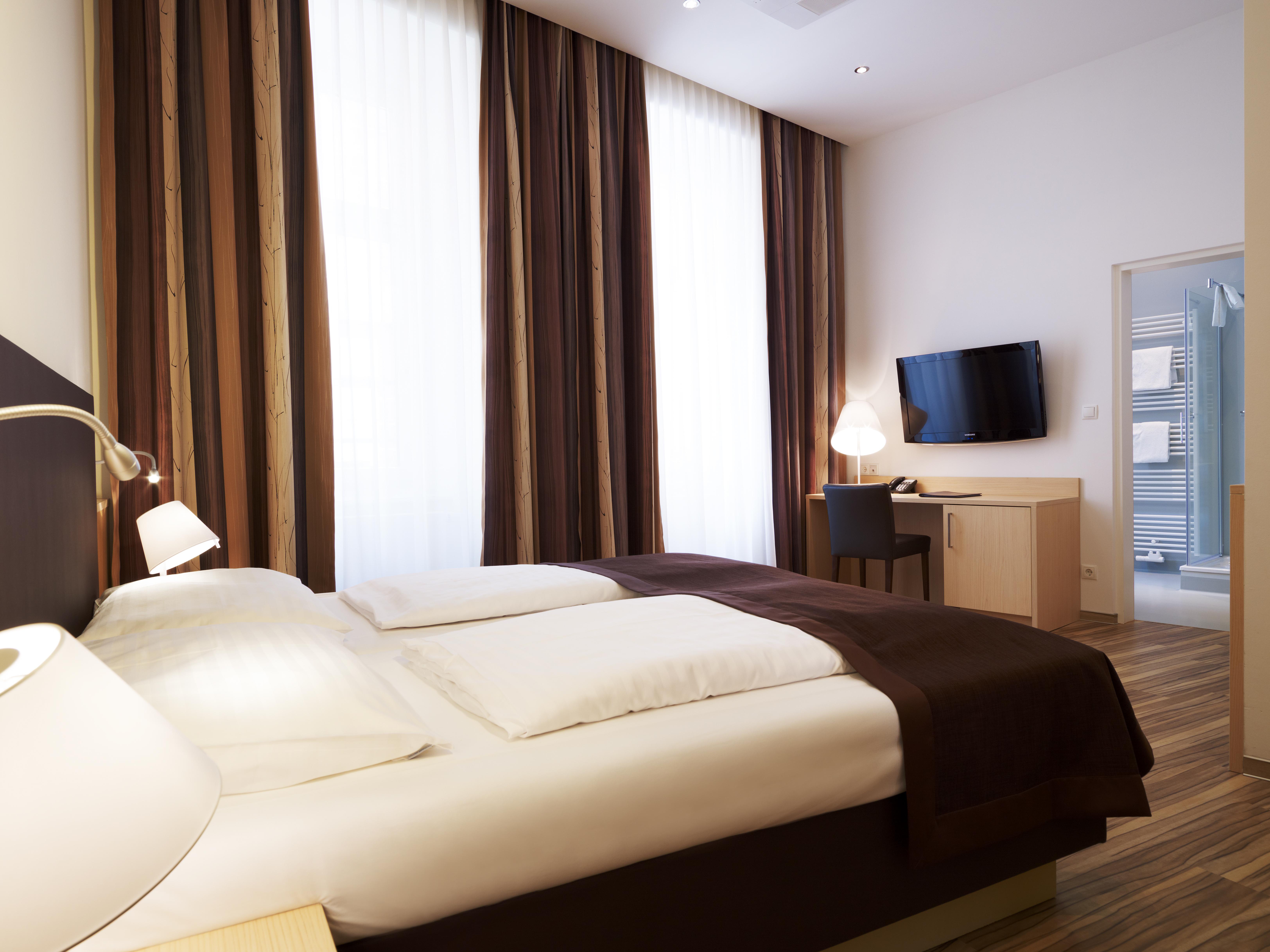 Hotel Zipser Im Zentrum Von Wien Mit Tradition