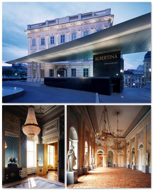 © Albertina, Wien v.l.n.r. : Harald Eisenberger / Margherita Spiluttini / Margherita Spiluttini
