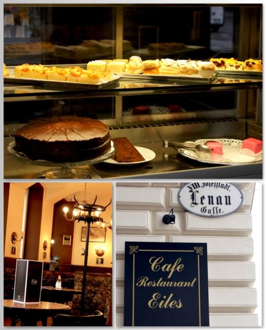 Cafe Eiles Wien