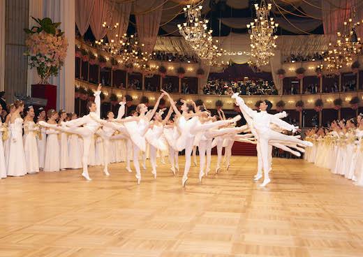 Opernball Ballettakademie © Staatsoper