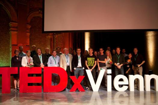 Speakers_Team@TEDxVienna_03112012