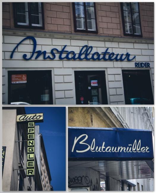 Typography Wien