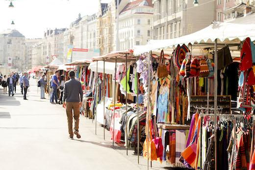 Wiener Naschmarkt