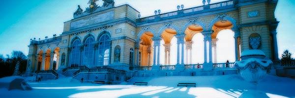 Schloss Schönbrunn: Die Gloriette