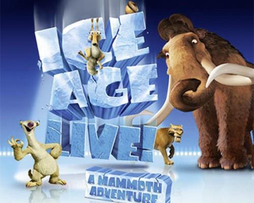 Ice-Age Live! in der Wiener Stadthalle