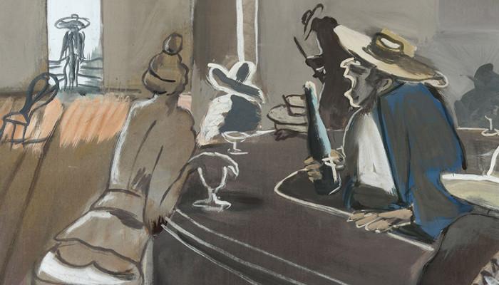 Bank Austria Kunstforum Wien zeigt Siegfried Anzinger